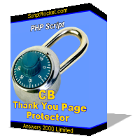 CB Thank You Page Protector